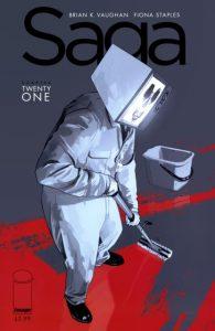 Saga #21 (2014)