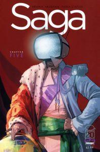 Saga #5 (2012)