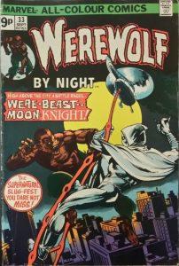 Werewolf by Night #33 (1975)