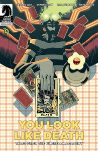 You Look Like Death Tales Umbrella Academy #4 (2020)