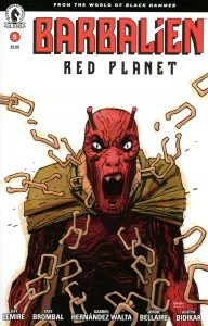 Barbalien: Red Planet #5 (2021)