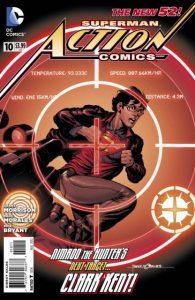 Action Comics #10 (2012)