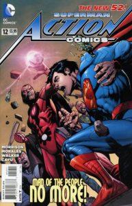 Action Comics #12 (2012)