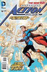 Action Comics #14 (2012)