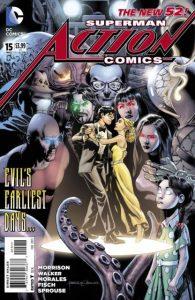 Action Comics #15 (2012)