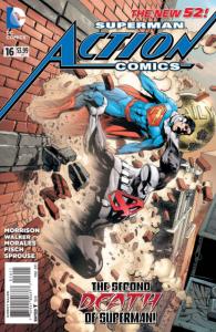 Action Comics #16 (2013)