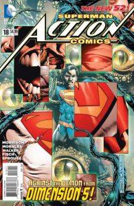 Action Comics #18 (2013)