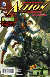 Action Comics #20 (2013)