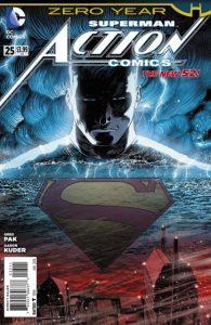 Action Comics #25 (2013)