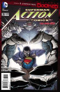 Action Comics #31 (2014)