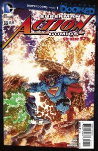 Action Comics #33 (2014)