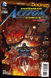 Action Comics #34 (2014)