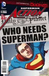 Action Comics #35 (2014)