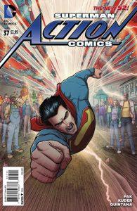 Action Comics #37 (2014)