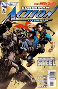 Action Comics #4 (2011)