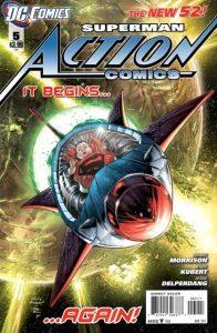 Action Comics #5 (2012)
