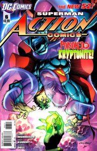 Action Comics #6 (2012)