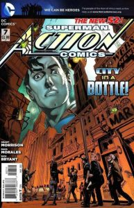 Action Comics #7 (2012)