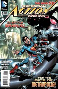 Action Comics #8 (2012)