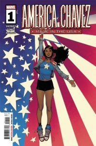 America Chavez: Made in the USA #1 (2021)