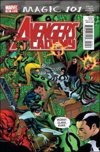 Avengers Academy #10 (2011)