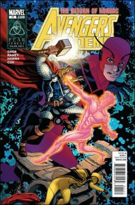 Avengers Academy #11 (2011)