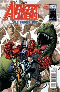 Avengers Academy #12 (2011)