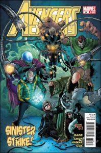 Avengers Academy #14 (2011)