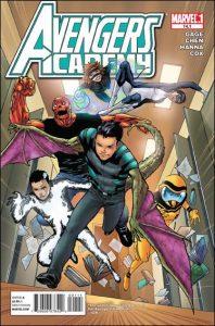 Avengers Academy #14.1 (2011)