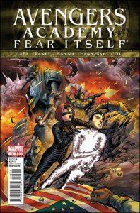 Avengers Academy #15 (2011)