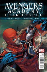 Avengers Academy #16 (2011)