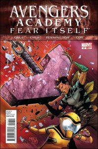 Avengers Academy #17 (2011)