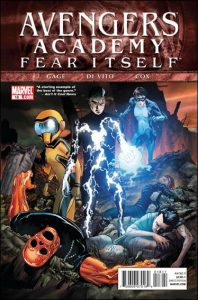 Avengers Academy #18 (2011)