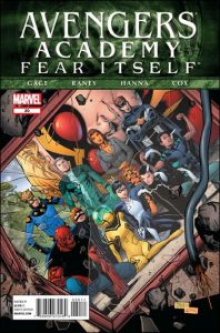 Avengers Academy #20 (2011)