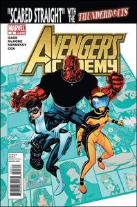 Avengers Academy #3 (2010)