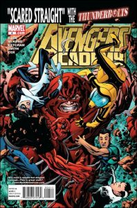 Avengers Academy #4 (2010)