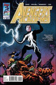 Avengers Academy #5 (2010)