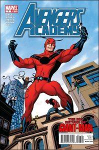 Avengers Academy #7 (2010)
