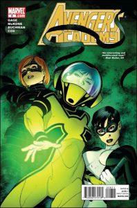 Avengers Academy #8 (2011)