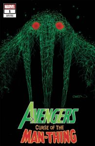 Avengers: Curse of the Man-Thing #1 (2021)