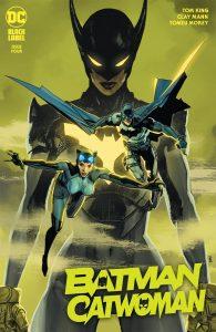 Batman Catwoman #4 (2021)