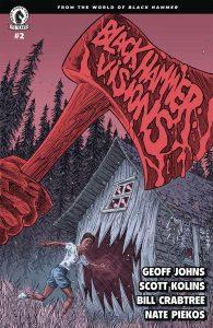 Black Hammer Visions #2 (2021)
