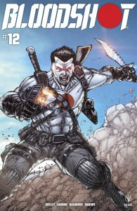 Bloodshot #12 (2021)