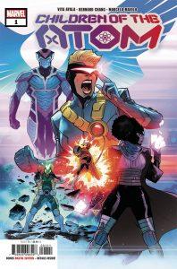 Children of the Atom #1 (2021)