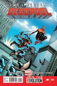 Deadpool #10 (2013)