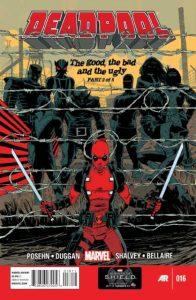 Deadpool #16 (2013)
