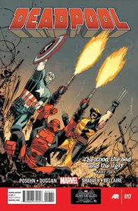 Deadpool #17 (2013)