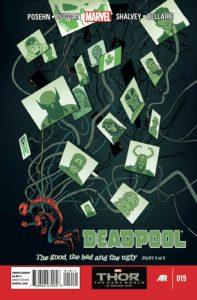 Deadpool #19 (2013)