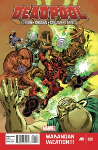 Deadpool #20 (2013)