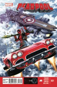 Deadpool #21 (2013)